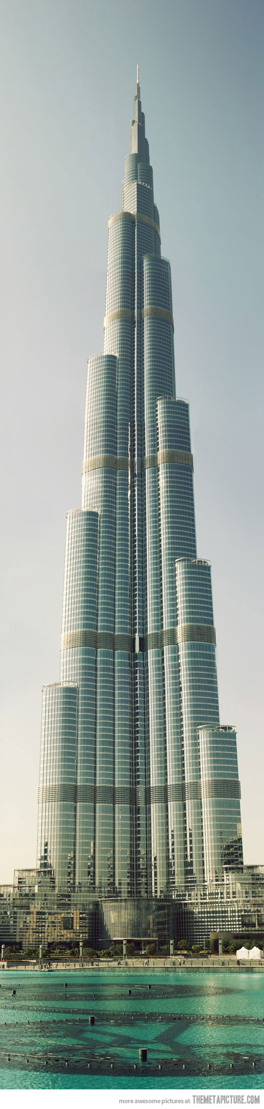 Photo:  Burj Khalifa The tallest building in the world