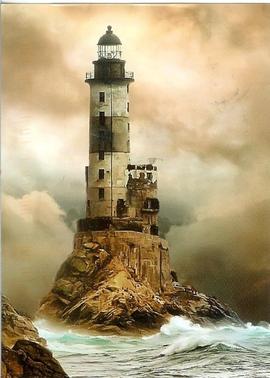 Photo:  Aniva Lighthouse Sakhalin, Russia