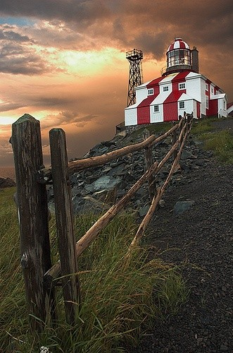 Photo:  Cape Bonavista Lighthouse Newfoundland