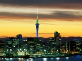 Photo:  Auckland skyline