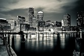 Photo:  Boston Skyline 2