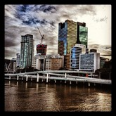 Photo:  Brisbane City Skyline