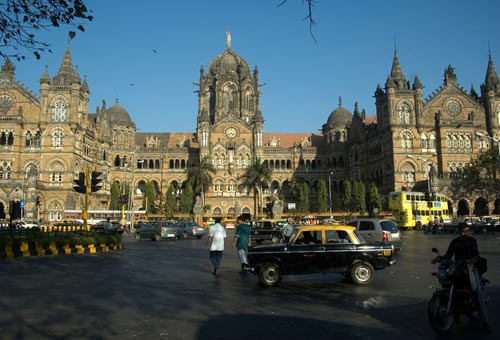 Photo:  Chhatrapati Shivaji Terminus, Mumbai, India