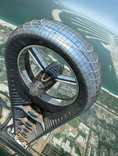 Photo:  Anara Tower, Dubai