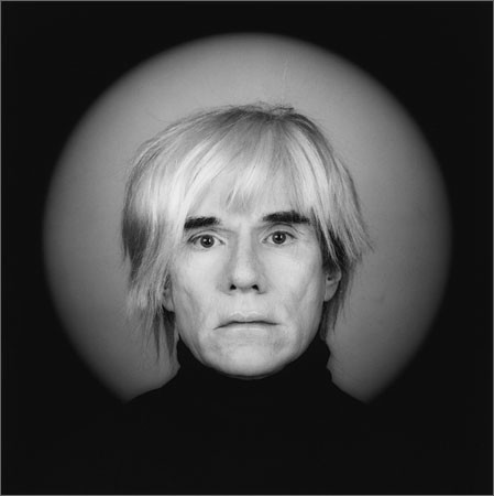 Photo:  Andy Warhol, Andy Warhol