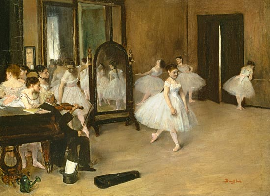 Photo:  Edgar Degas