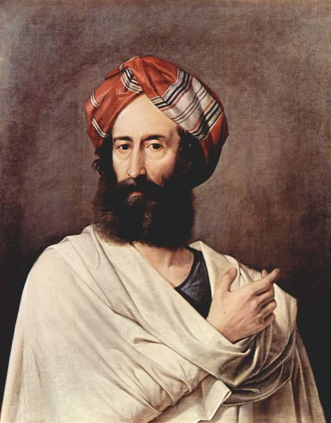 Photo:  Man in a Turban