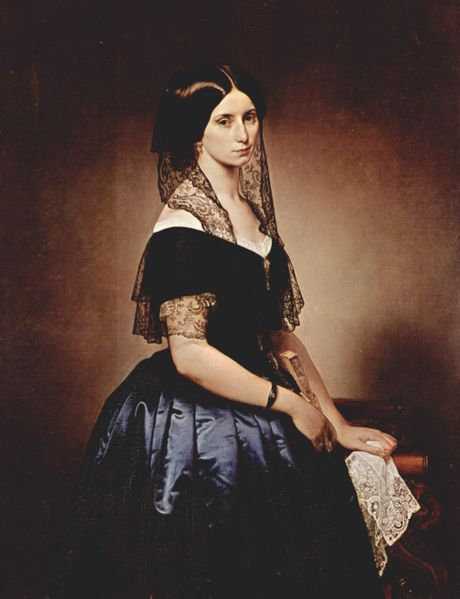 Photo:  Portrait of Antoinetta Tarsis Basilico