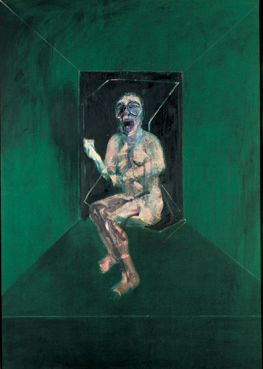 Photo:  Francis Bacon