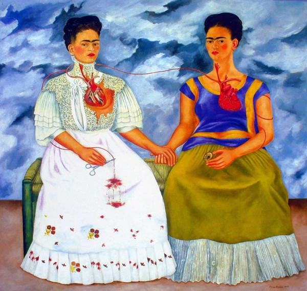 Photo:  The Two Fridas
