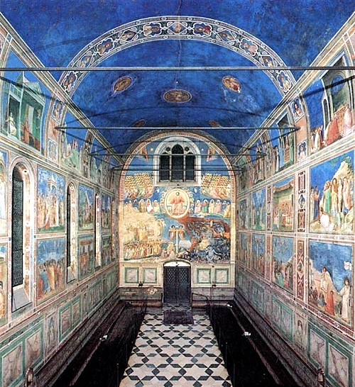 Photo:  Assisi Chapel, Giotto