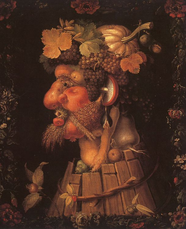 Photo:  Giuseppe Arcimboldo