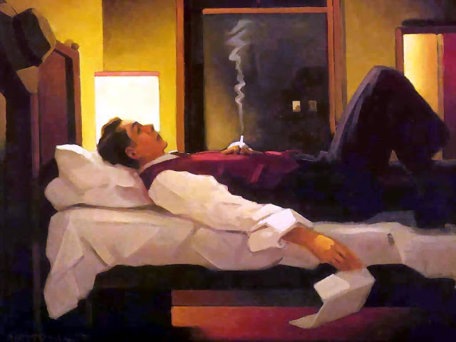 Photo:  Jack vettriano
