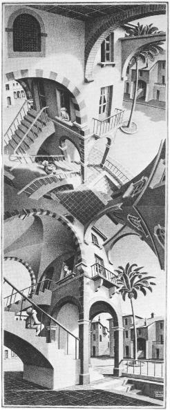 Pftw M C Escher