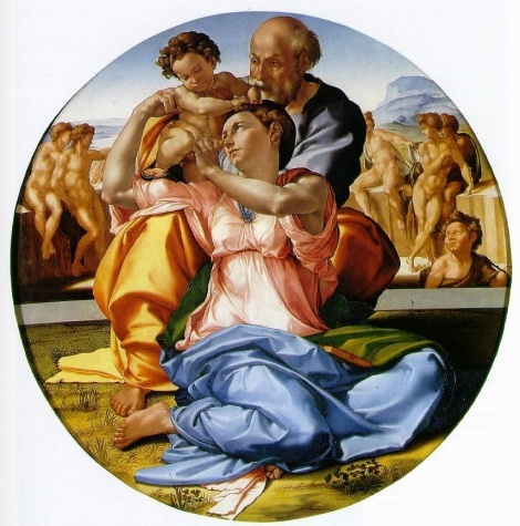 Photo:  Michelangelo (1475