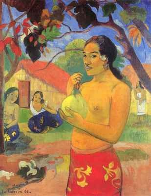 Photo:  Paul Gauguin
