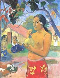 Photo:  Paul Gauguin, Ea haere ia oe, 1893