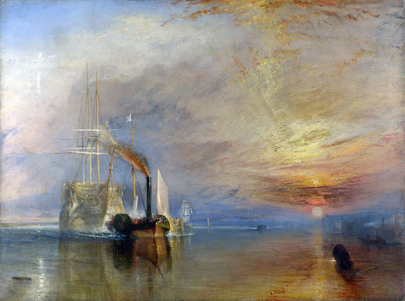 Photo:  Turner J. M. W,The_Fighting_Temeraire