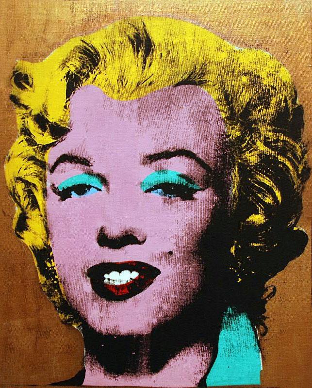 da vincis mona lisa and warhols marilyn monroe paintings essay La joconde is mona lisa painting so famous by leonardo da vinci marc chagall and andy warhol mona lisa leonardo da vinci was met of marilyn monroe.