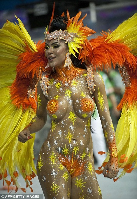 Photo:  Academicos do Tatuape samba school