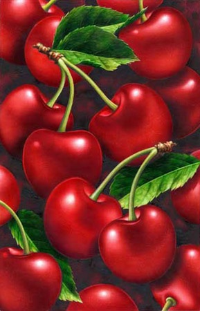 Photo:  Cherry Red