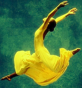 Photo:  dancer