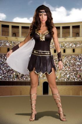 Photo:  Gladiator Queen Costume