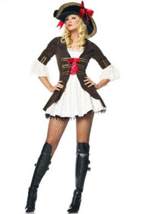 Photo:  Pirate Costume