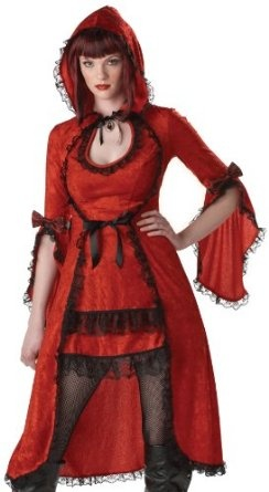 Photo:  Red Riding Hood costume