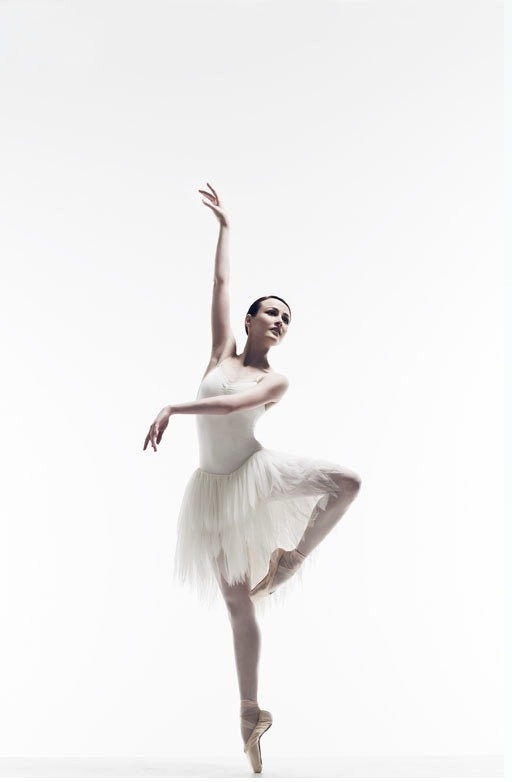 Photo:  Amber Scott in Australian Ballet's