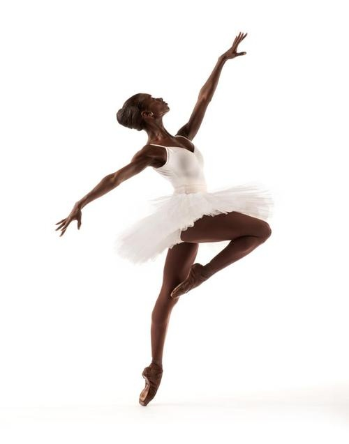 Photo:  Ashley Murphy, Dance Theatre of Harlem