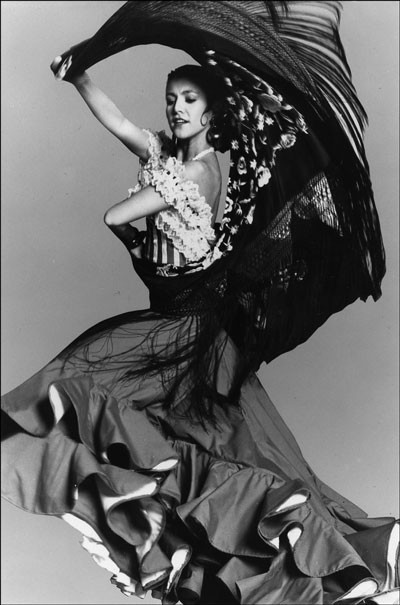 Photo:  Flamenco 5