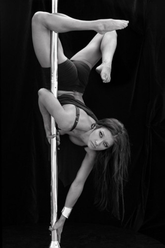 Photo:  pole dancing 1