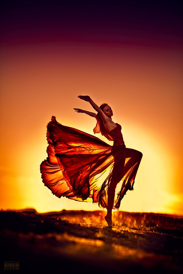 a sunset on pinterest sunsets dance and dancing