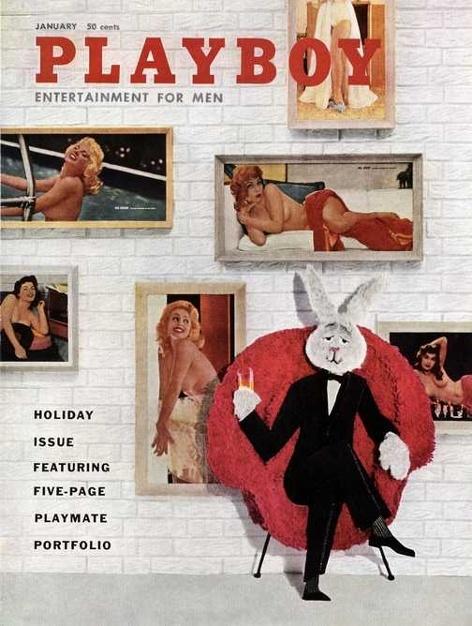 Playboy - January, 1963 Back Issue