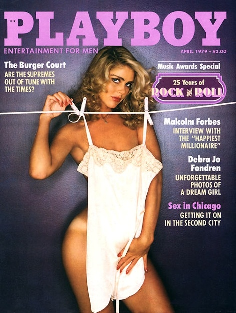 JULY 1979 PLAYBOY MAGAZINE DENISE GAUTHIER THE GIRLS OF JAMES BOND COVER