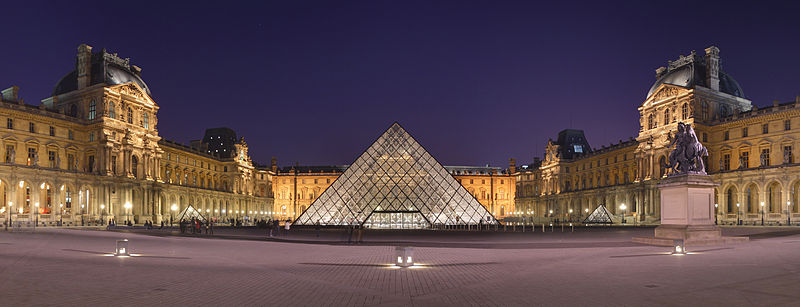 Photo:  Louvre_Museum_Wikimedia_Commons
