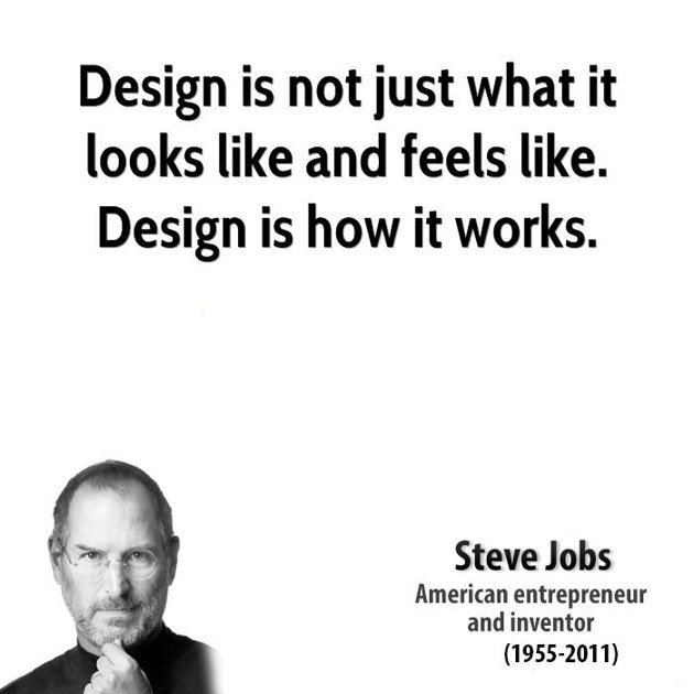 Photo:  creativity quote 007-Definition-of-design-by-Steve-Jobs