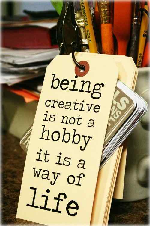 Photo:  creativity quote 010