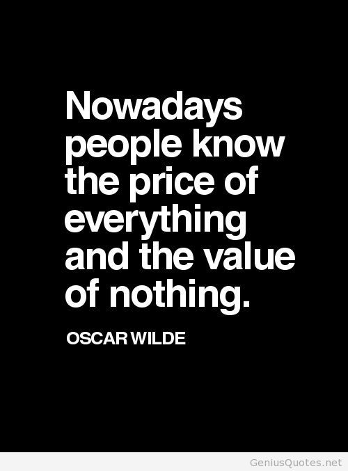 Photo:  Oscar Wilde quote 001