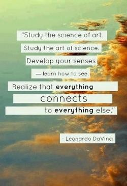 Photo:  art and science