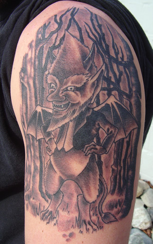 Photo:  Devil Tattoo 019