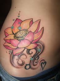 Photo:  Flower Tattoo 006