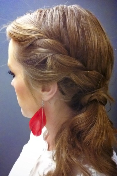 Photo:  bulky braid