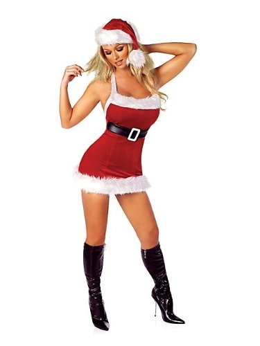 Photo:  Adult Sexy Chic Santa Costume