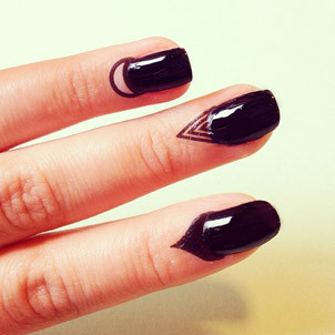 Photo:  cuticle art 005