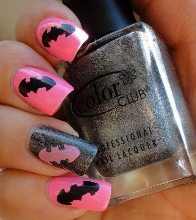 Photo:  batman nails 02