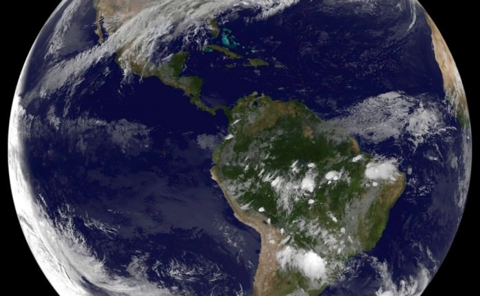 Photo:  Earth from the space 003