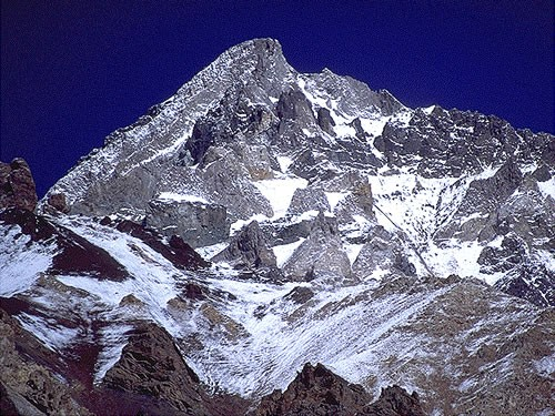 Photo:  Aconcagua