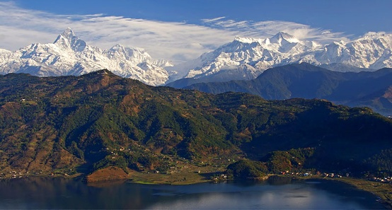 Photo:  Annapurna